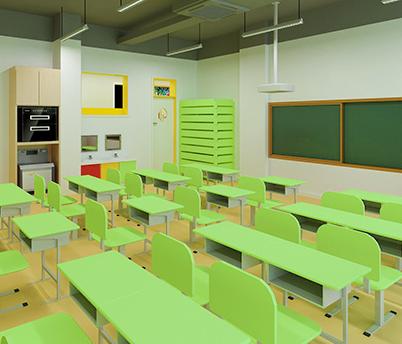 国广教育青少儿学习中心加盟图片