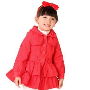 红贝儿童装加盟图片