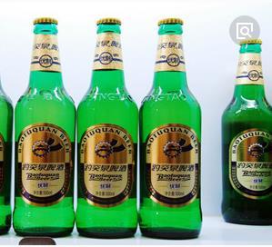 趵突泉啤酒加盟图片