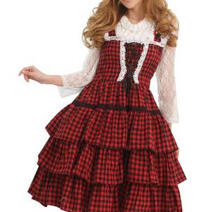 洛丽塔公主裙