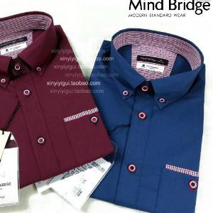 mind bridge男装加盟