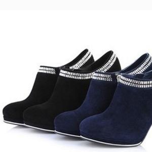 沃格女鞋加盟图片