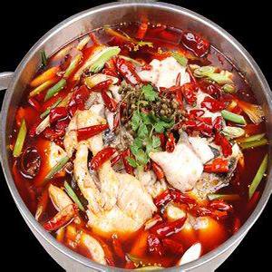 竹叶三和鱼火锅