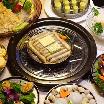 御锅宴蒸汽海鲜时尚餐厅火锅加盟