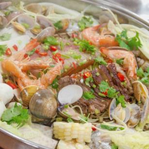 蒸诚食意蒸汽海鲜主题餐厅加盟介绍