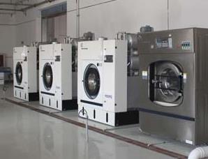 海锋洗涤机械加盟图片