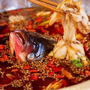 渝(yu)堂美蛙魚頭火(huo)鍋