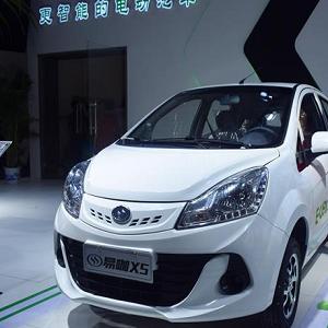 易咖新能源汽车