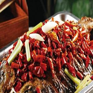 八卦炉烤鱼