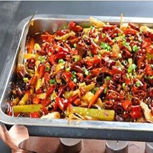 唐香村风味烤鱼加盟