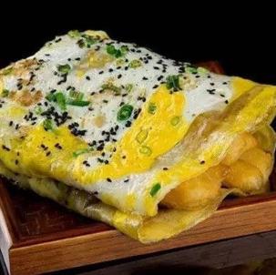 津刘香煎饼