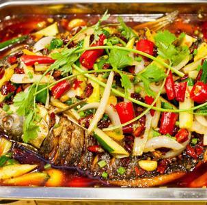 魚工廠烤魚