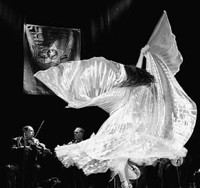 杨阳东方舞艺术