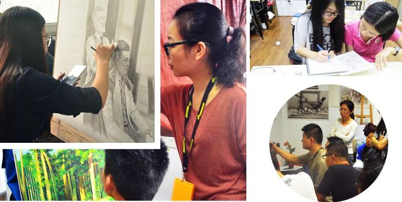 玛雅美术教育加盟优势