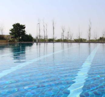 巨浪游泳池