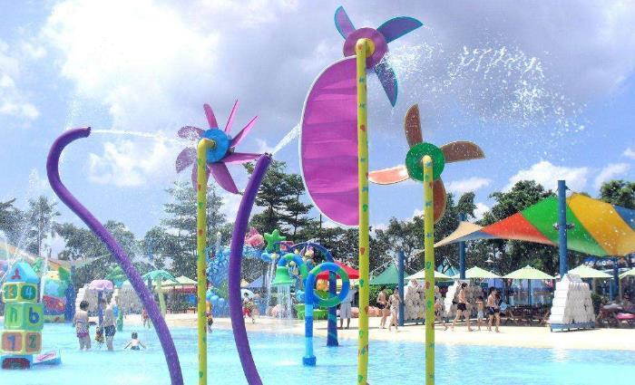 广州沁洋水上乐园设备有限公司加盟