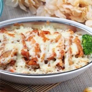 焗美味焗飯