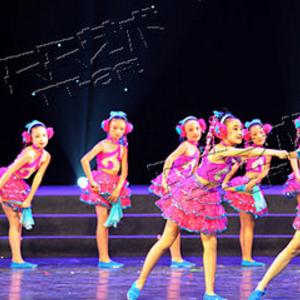 力讯舞蹈加盟图片