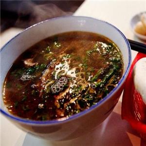 澄城水盆羊肉汤