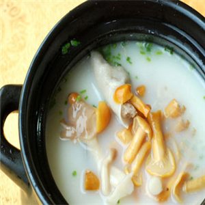 淮山羊肉汤