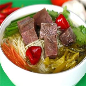 淮南味鼎天牛肉湯