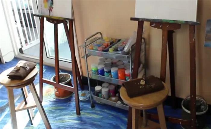 俄罗斯艺术画室加盟