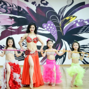 女王部落融合舞蹈培训