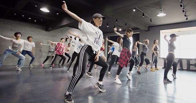 国际领尚舞蹈培训加盟