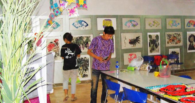 创艺画室加盟