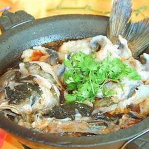 石锅鱼火锅