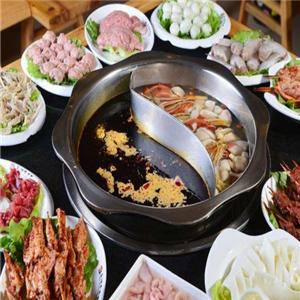 养生养颜旋转小韩国料理