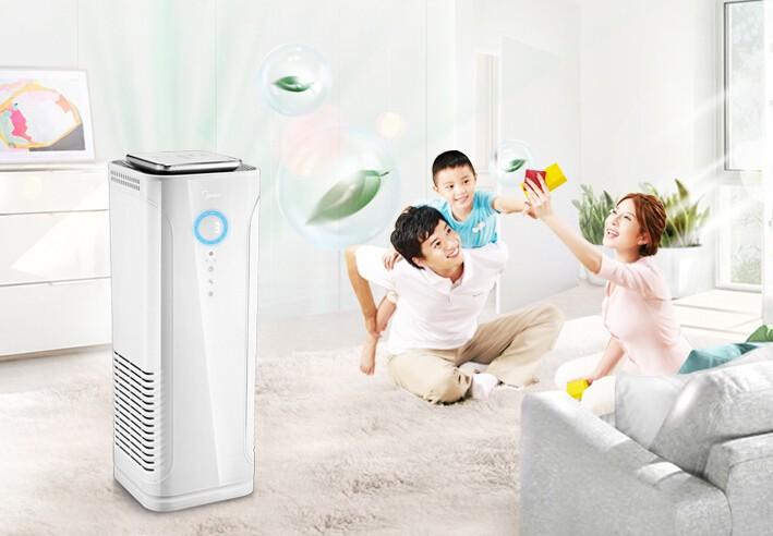 空气净化器——造福全家
