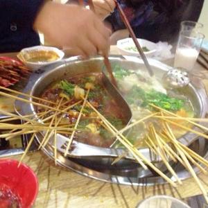 玉林串串香火锅