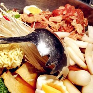 星米年糕韩国料理