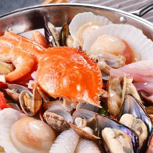 鑫海汇海鲜烤肉自助餐厅自助餐