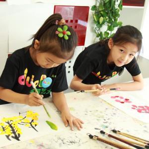 犀牛国际绘画艺术工作室