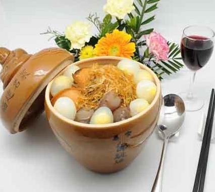 八色家餐饮加盟图片