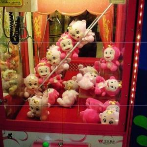 娃娃部落娃娃机加盟图片