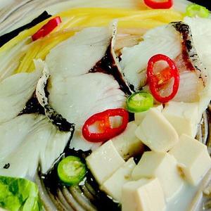 五谷魚粉養生面館