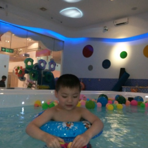 福州婴儿spa馆加盟图片