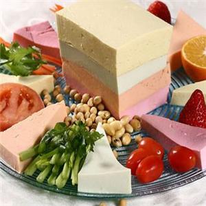 溢香缘彩色豆腐加盟图片