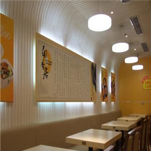 大食堂中式快餐店