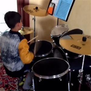 肯尼音乐架子鼓培训