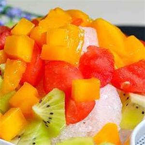 果粒方水果捞