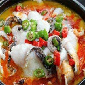 活乐鱼酸菜鱼米饭加盟