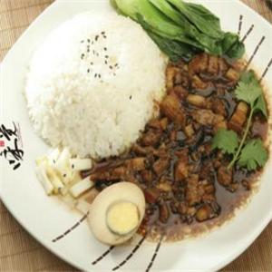 客必乐中式快餐