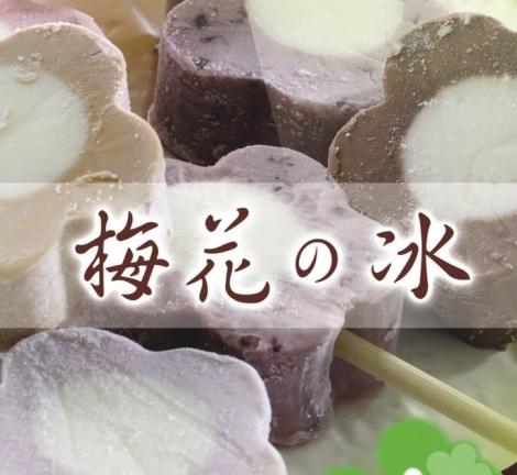梅花冰冰淇淋
