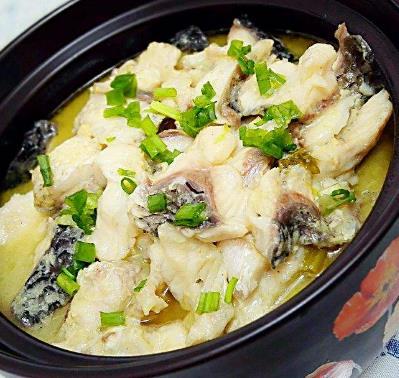 鱼你说酸菜鱼米饭
