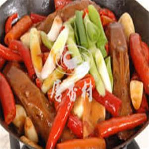 唐香村烤魚烤鴨