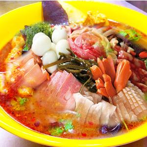 味湘语小吃加盟
